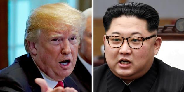 Le sommet Trump - Kim Jong-un à Singapour suspendu à l'imprévisibilité des deux leaders.