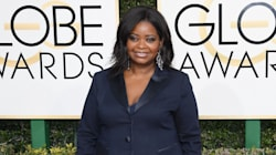 Octavia Spencer Says 'Less Underwear' Is The Key To A Fun Red