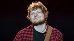 Ed Sheeran quitte Twitter...