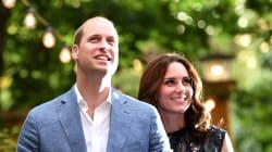 Le prince William et son épouse Kate attendent leur troisième