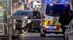 Atropello automovilístico 'deliberado' en Melbourne deja a 19 personas