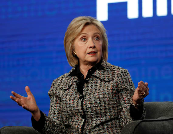 Clinton 'wants back in' as Bloomberg VP pick