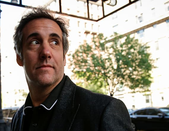 Cohen received $400G to set up talks with Ukraine