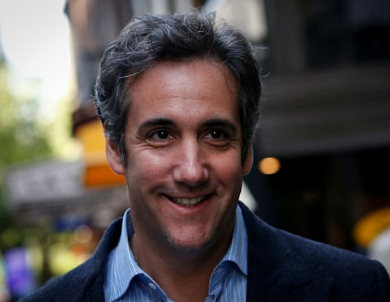 Cohen threatened The Onion with a cease-and-desist