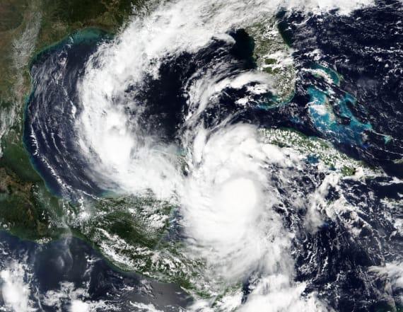 Category 2 Hurricane Delta makes landfall in Mexico