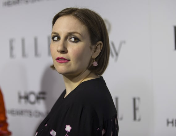 Lena Dunham defends 'Girls' writer accused of rape