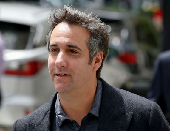 Report: Cohen secretly taped conversation with Trump