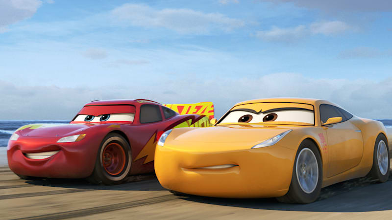 How The Gearheads At Pixar Made Cars 3 More Realistic Than You Might Think Autoblog