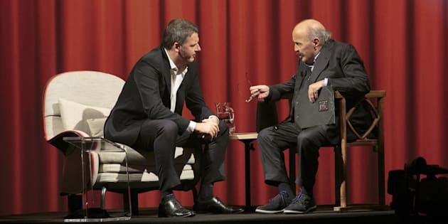 L'Intervista: ospite di Maurizio Costanzo è l'ex Presidente del Consiglio Matteo Renzi