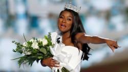 La nouvelle Miss America fière de gagner sans