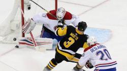 Les Penguins profitent de l'indiscipline du Canadien pour l'emporter