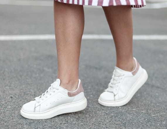 17 white sneakers to get at every price point