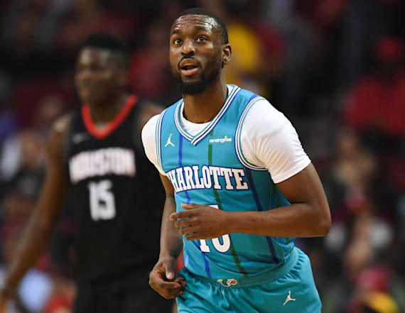 Charlotte Hornets shopping All-Star Kemba Walker