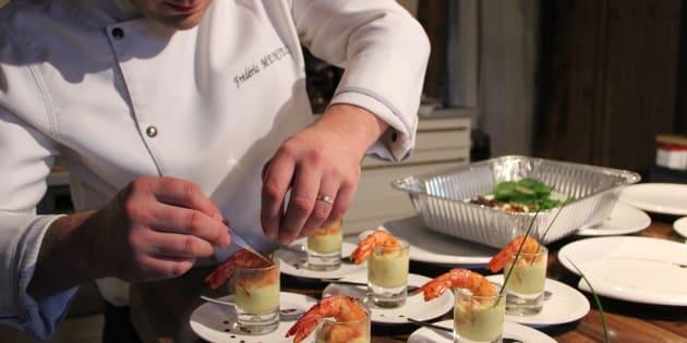 Que un chef te haga la cena en casa, una opción factible gracias a La Belle Asiette.