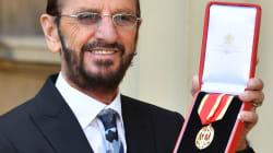 Ringo Starr ne s'appelle plus comme