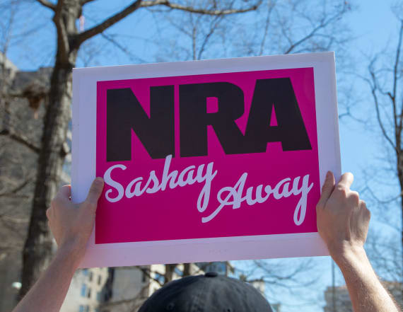 Powerful protest signs from the March For Our Lives