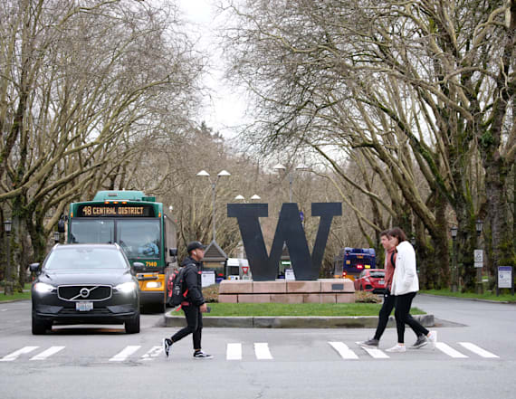 Coronavirus outbreak at University of Washington
