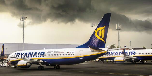 Piloti Ryanair in sciopero |  cancellati 400 voli in tutta Europa
