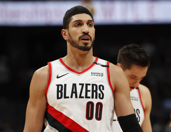 Kanter sleeps with panic button due to death threats