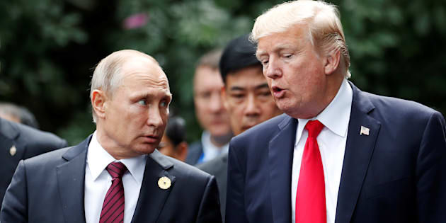 Sventato attentato a San Pietroburgo dopo segnalazione della Cia, Putin ringrazia Trump
