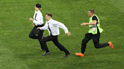 Pussy Riot Takes Responsibility For Field Invasion At World Cup