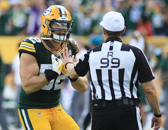 NFL doubles down on controversial Packers call