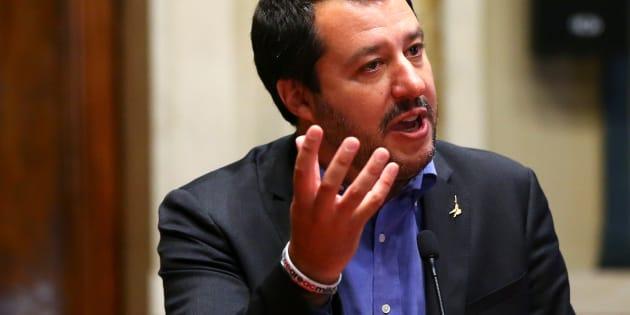 Salvini avvia la campagna elettorale ma senza impeachment co