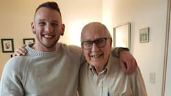 94-Year-Old Newfoundland Gym Rat Has 'No Intention Of