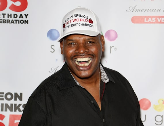 Former heavyweight champion Leon Spinks hospitalized