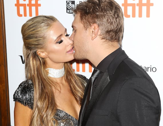 Paris Hilton seemingly addresses Chris Zylka split