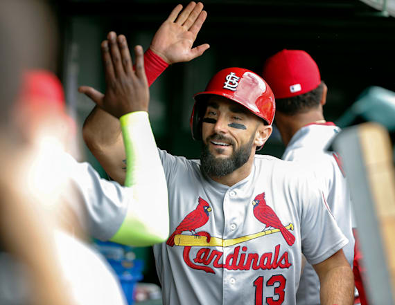 Cardinals' Matt Carpenter ties MLB record in rout