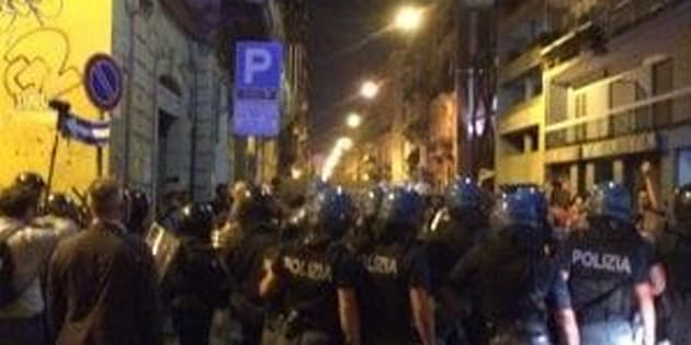 Aggressione squadrista a Bari con mazze e cinghie, ferite du