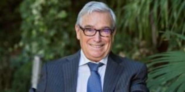 El presidente y fundador de la fundación Francisco Luzón - Unidos contra la ELA.