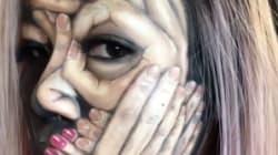 Cet artiste crée des illusions d'optiques