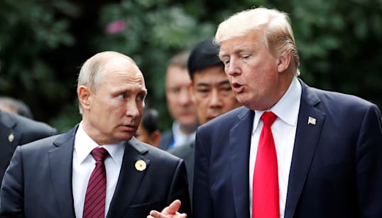 Putin Wants The World's Respect. Trump Is About To Give It To