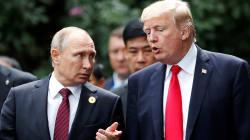 Trump invitó a Putin a la Casa Blanca el mes