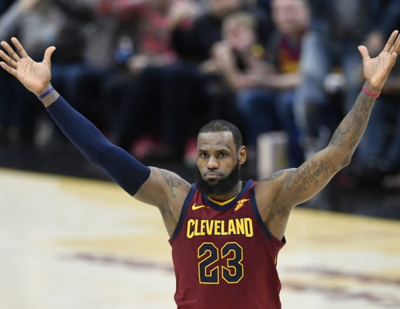 LeBron James on cusp of 'unprecedented' feat