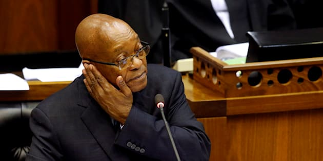 Time's up: Deadline day for Zuma to avoid spy tapes charges