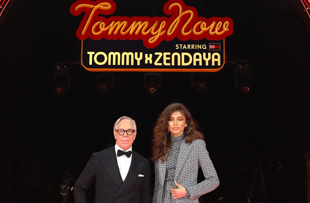 b5db327f186 Shop Tommy Hilfiger's latest collection with Zendaya at Nordstrom right now