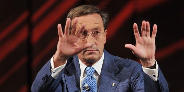 Gianfranco Fini: sequestrate due polizze da un milione di euro