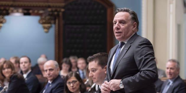 François Legault n'aurait pas dû remettre son discours d'ouverture aux journalistes avant de le présenter aux députés, a tranché le président de l'Assemblée nationale, François Paradis.