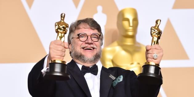 """Mexicano Guillermo del Toro vence Oscar de Melhor Direção por """"A Forma da Água"""",  que também venceu Melhor Filme."""