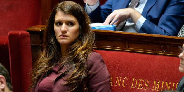 Face à l'affaire Daval, la double casquette délicate de Marlène Schiappa