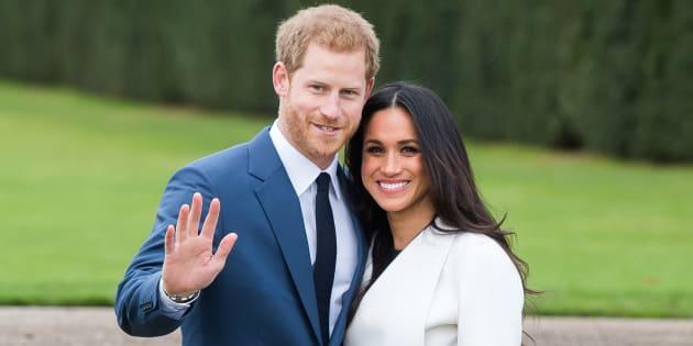 La pareja comenzó a salir en 2016 y anunció su compromiso en noviembre de 2017.