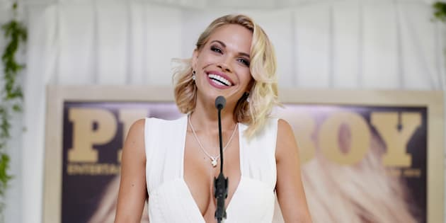 Dani Mathers à Los Angeles le 28 mars 2015.