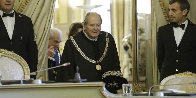 Consulta, Giorgio Lattanzi è il nuovo presidente della Corte Costituzionale