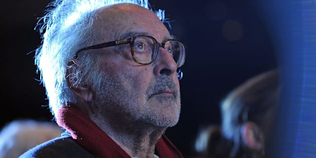 Godard absent du tapis rouge pour la projection de son film — Cannes
