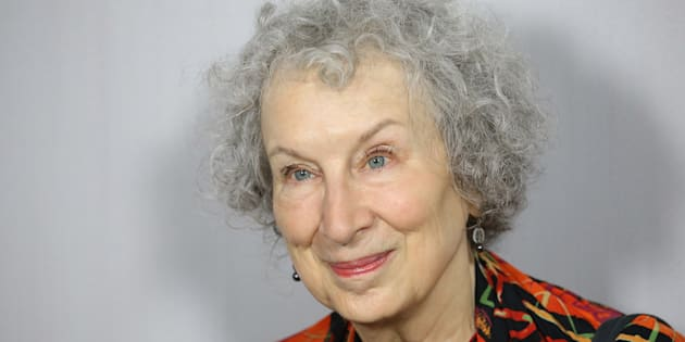 """Atwood has called the book 'speculative fiction'—whichtakes place on Earth and draws upon""""means already to hand""""."""