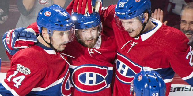 Shea Weber et Brendan Gallagher absents de l'entraînement — Canadiens