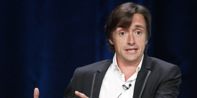 Richard Hammond, la star de Top Gear victime d'un accident de la route